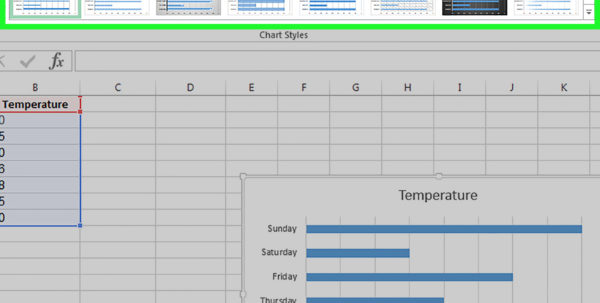 Turn Excel Spreadsheet Into Graph Throughout How To Make A Bar Graph In Excel: 10 Steps With Pictures