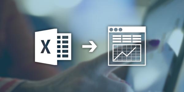 Turn Excel Spreadsheet Into Web Application Throughout Convert Excel Spreadsheets Into Web Database Applications  Caspio