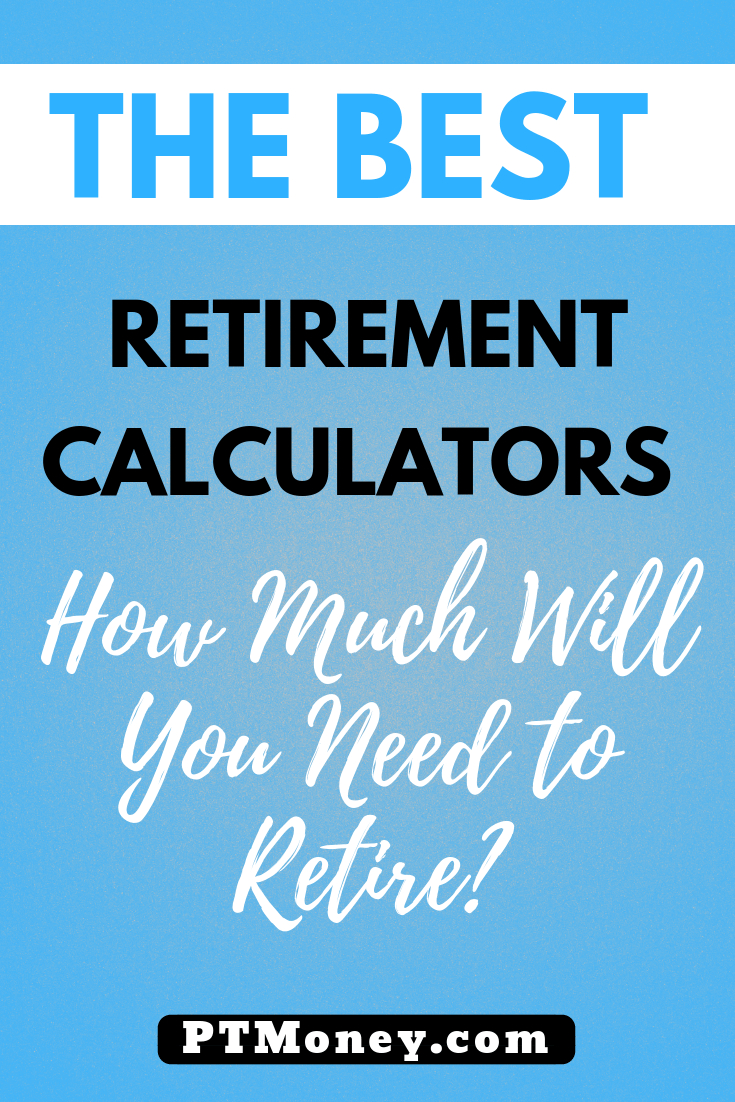 Ultimate Retirement Calculator Life Spreadsheet with regard to The Best Retirement Calculators Online  Pt Money