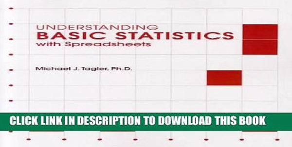 Understanding Spreadsheets Intended For Pdf] Understanding Basic Statistics With Spreadsheets Popular Online