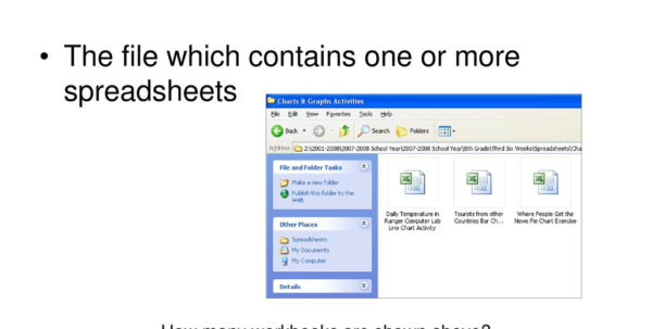 Understanding Spreadsheets Regarding Understanding Spreadsheets Used In Business  Ppt Download