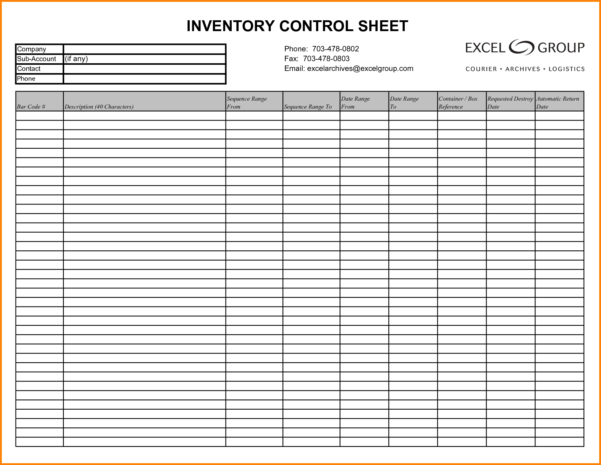 Up Home Inventory Spreadsheet For Free Printable Inventory Template  Kasare.annafora.co