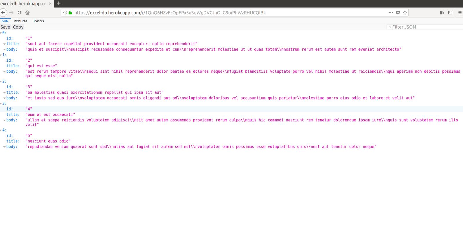 Use Google Spreadsheet As Database With Regard To Use Google Sheets As Database/api – Saroj Subedi – Medium