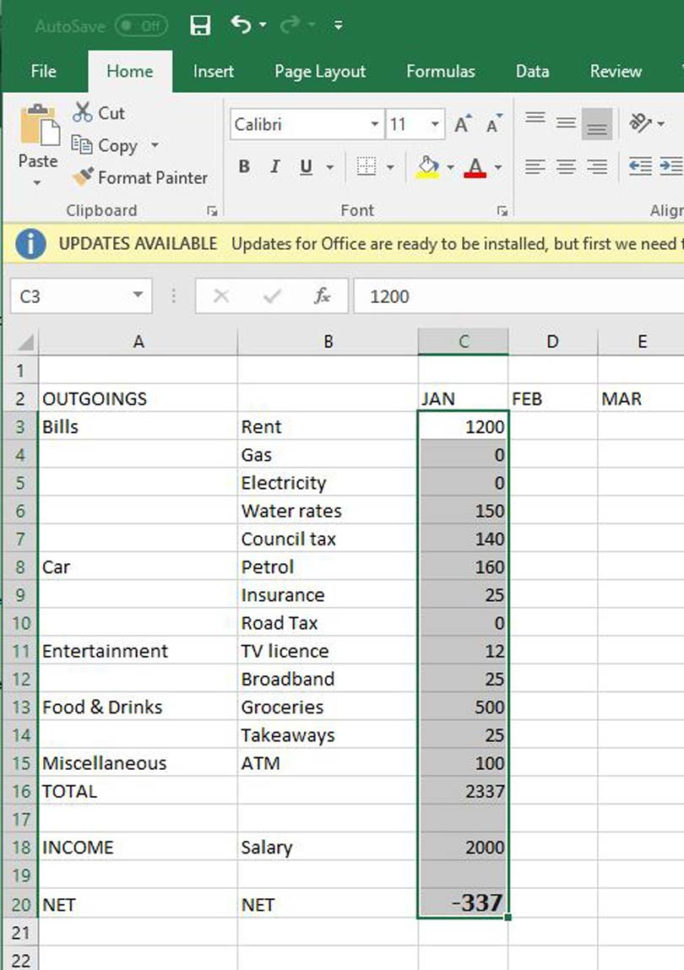 Uses For Spreadsheets At Home For Uses For Spreadsheets At Home On Online Spreadsheet Excel