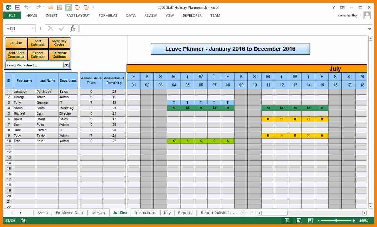Vacation Accrual Spreadsheet Throughout 9  Employee Vacation Accrual Template  This Is Charlietrotter