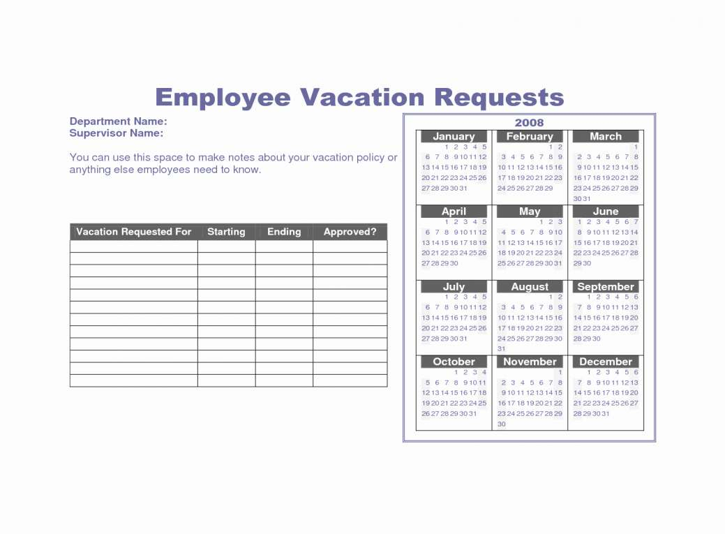 Vacation And Sick Time Tracking Spreadsheet Inside Vacation Sick Time Tracking Template  Indiansocial