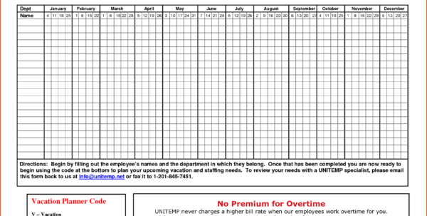 Vacation Schedule Spreadsheet In Retirement Calculator Spreadsheet And Vacation Tracking Spreadsheet