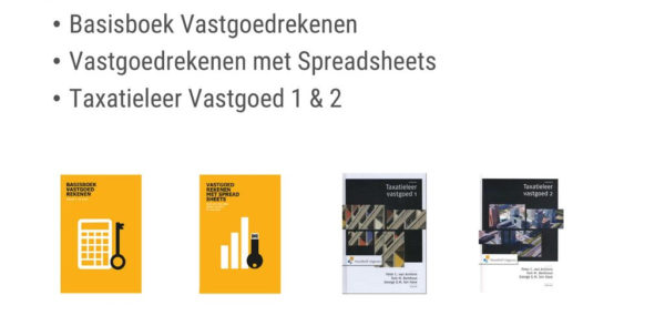 Vastgoedrekenen Met Spreadsheets Pertaining To Integraal Vastgoedrekenen  Ppt Download