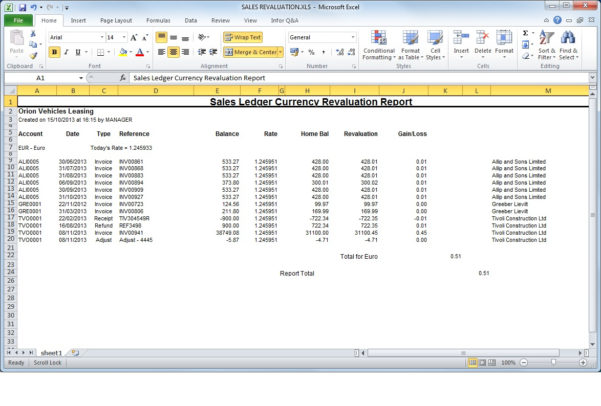 Vat Reconciliation Spreadsheet With Regard To Cloud Accounting Software  Business Software  Payroll Software