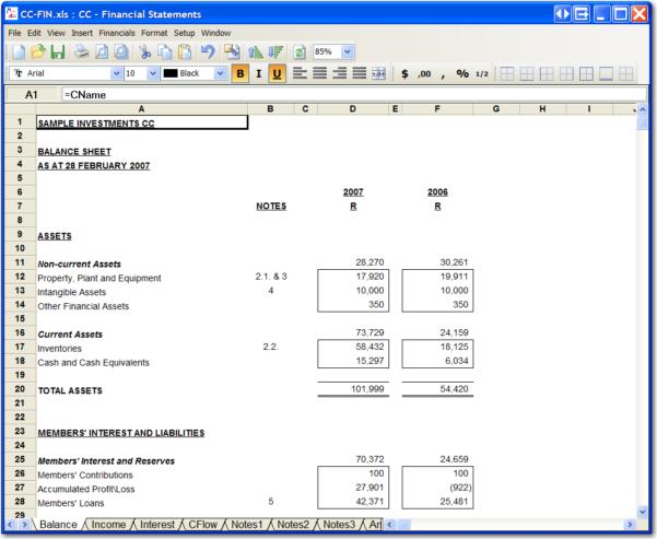 Vat Spreadsheet Inside Microace  Proacc  Detail Description Of Features