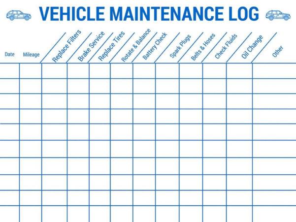 Vehicle Maintenance Tracking Spreadsheet Inside 013 Auto Maintenance Spreadsheet Excel Log Beautiful Vehiclelate