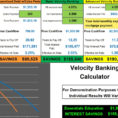 Velocity Banking Spreadsheet within Velocity Banking Calculator Demo On Vimeo