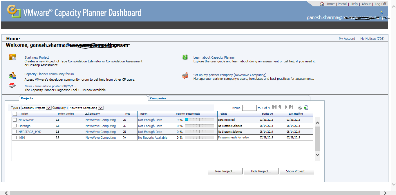 Vmware Capacity Planning Spreadsheet Inside Vmware, Capacity Planner, Assessment,p2V  Virtualgyaan