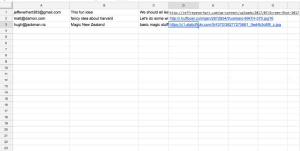 Vue Spreadsheet In Creating A Crud Web App With Google Sheets  Jeff Everhart Jeff Everhart