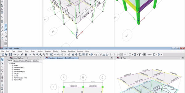 Waffle Slab Design Spreadsheet Throughout Design Of Ribbed Slab In Etabs