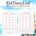 Walt Disney World Planning Spreadsheet Pertaining To Walt Disney World Planning Spreadsheet Unique  Emergentreport