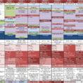 Walt Disney World Planning Spreadsheet Within Disney Planning Spreadsheet Template  Austinroofing