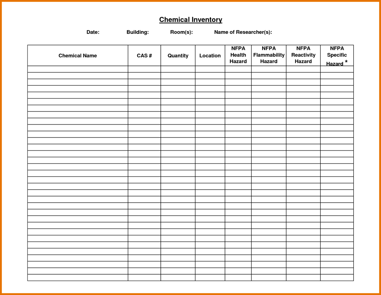 Warehouse Inventory Spreadsheet Pertaining To Excel Spreadsheet For Warehouse Inventory  Homebiz4U2Profit