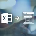 Web Based Excel Spreadsheet Throughout Convert Excel Spreadsheets Into Web Database Applications  Caspio