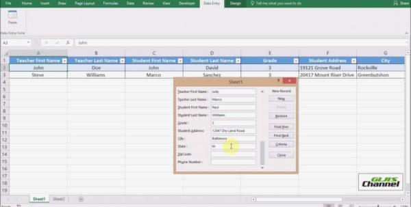 Web Form To Excel Spreadsheet With Regard To 12 Common Mistakes Everyone Makes In Create  Form Information