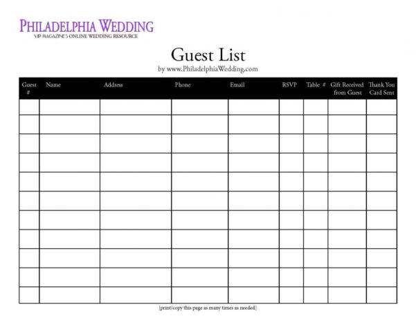 Wedding Address Spreadsheet Pertaining To Example Of Online Wedding Budget Spreadsheet Address List Template