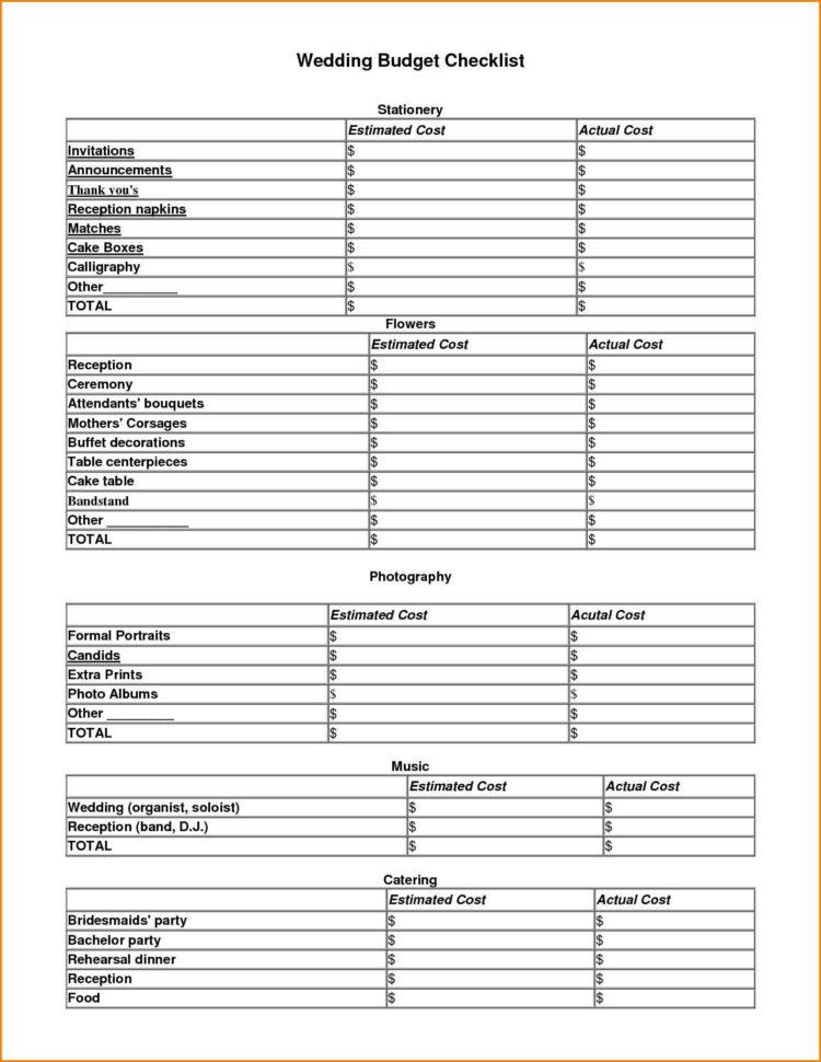 Wedding Budget Excel Spreadsheet Regarding Wedding Budget Excel Spreadsheet Best And The Knot  Askoverflow