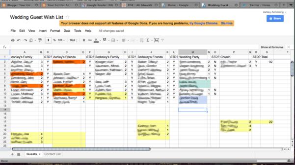 Wedding Budget Planner Spreadsheet Uk Intended For Wedding Expenses List Spreadsheet  Homebiz4U2Profit
