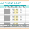 Wedding Budget Planner Spreadsheet Uk with regard to 8+ Budget Planner Spreadsheet Uk  Credit Spreadsheet