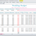 Wedding Expense Spreadsheet In Wedding Expense Spreadsheet Costs Calculator Excel Expenses
