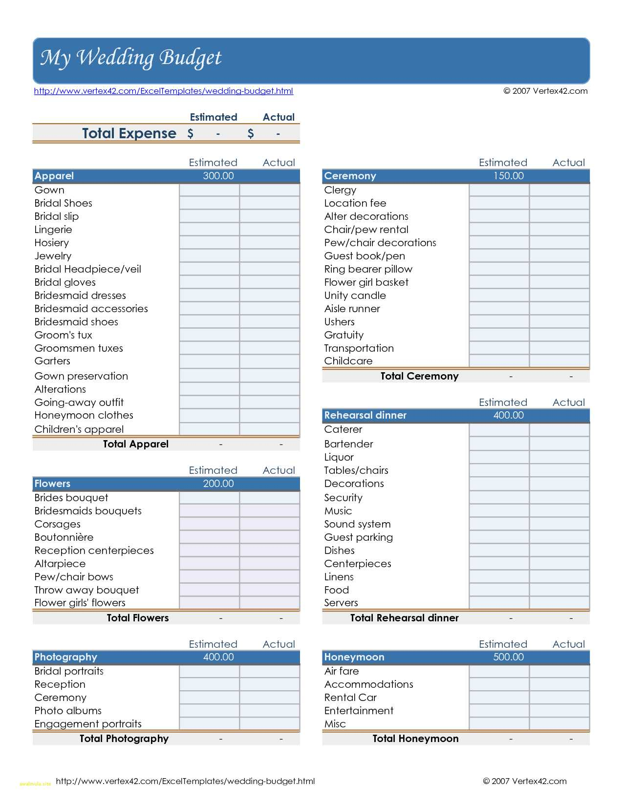 Wedding Guest Excel Spreadsheet In Free Wedding Checklist Excel Spreadsheet  Awal Mula