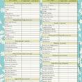 Wedding Planning Checklist Excel Spreadsheet Throughout Free Printable Wedding Planning Templates Wedding Spreadsheet