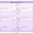 Wedding Planning Guest List Spreadsheet Inside Guest List Template Excel Lovely Wedding Planning Spreadsheet Free