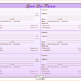 Wedding Planning Spreadsheet Free Intended For 007 Wedding Planning Template Plan Guest List Excel Lovely