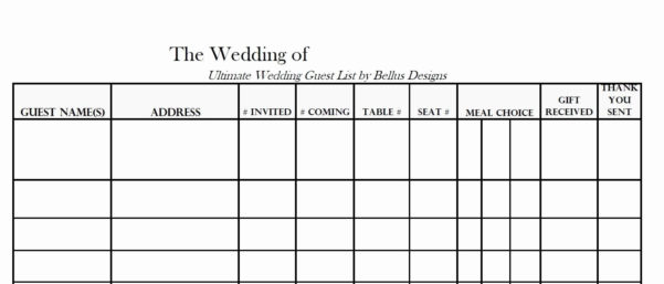 Wedding Rsvp Tracker Spreadsheet Intended For Wedding Rsvp Tracker Spreadsheet On App For Android Compare Excel