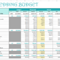Wedding Spreadsheet Australia Pertaining To Smart Wedding Budget Excel Template Savvy Spreadsheets With Budget