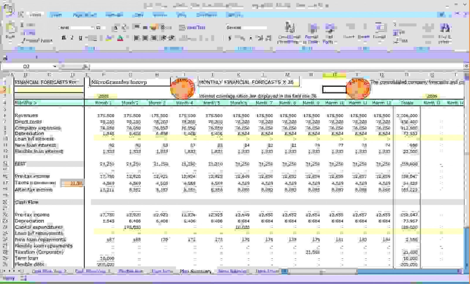 Weekly Cash Flow Forecast Spreadsheet Pertaining To 020 Cash Flow Forecast Templates Template Ideas ~ Ulyssesroom