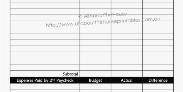 Weekly Paycheck Budget Spreadsheet Pertaining To Spreadsheet Example Of Weekly Paycheck Budget Biplate Model Bud