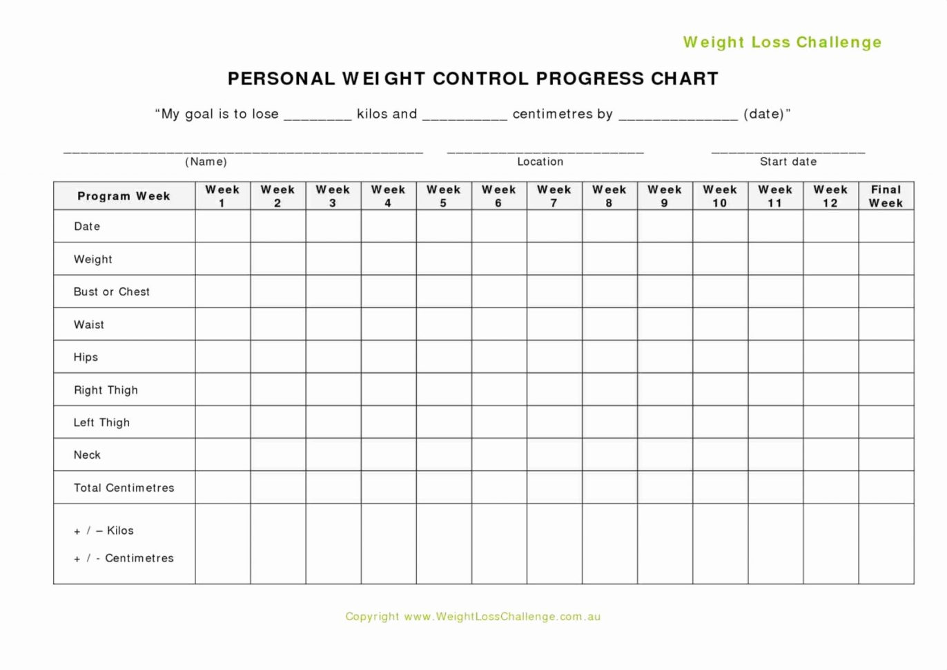 Weight Loss Spreadsheet For Group Within Sheet Weekly Weight Losssheet Template Tracker Excel For Group