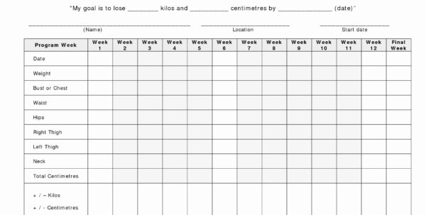 Weight Loss Tracker Spreadsheet Throughout Weight Loss Group Tracker Template Free Spreadsheet Photo Excel