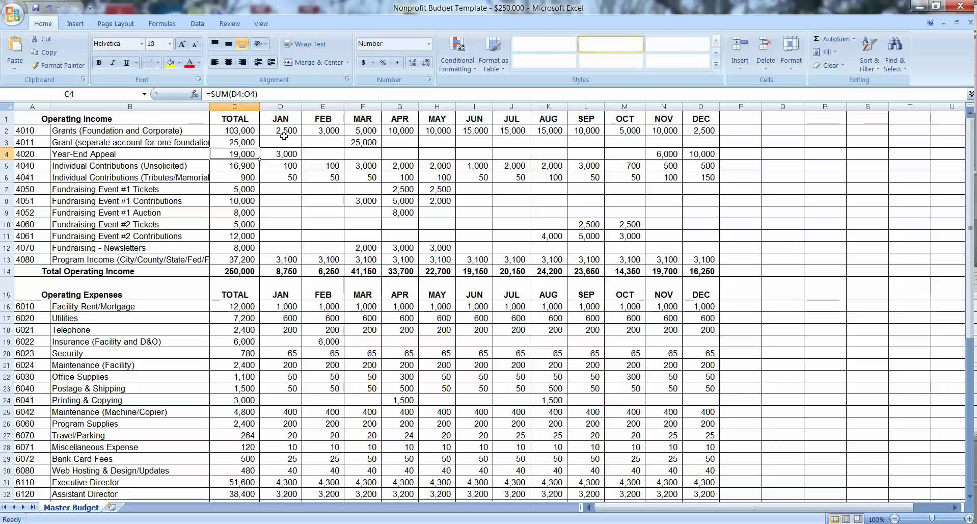 What Does A Spreadsheet Look Like In What Is A Spreadsheet Program  Saowen