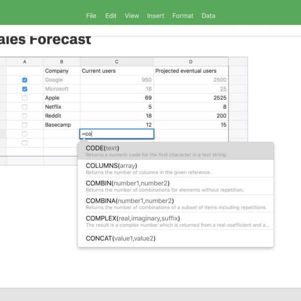 What Is The Best Free Spreadsheet Software Intended For Spreadsheet Software For Mac Os X And Best Free Spreadsheet Software