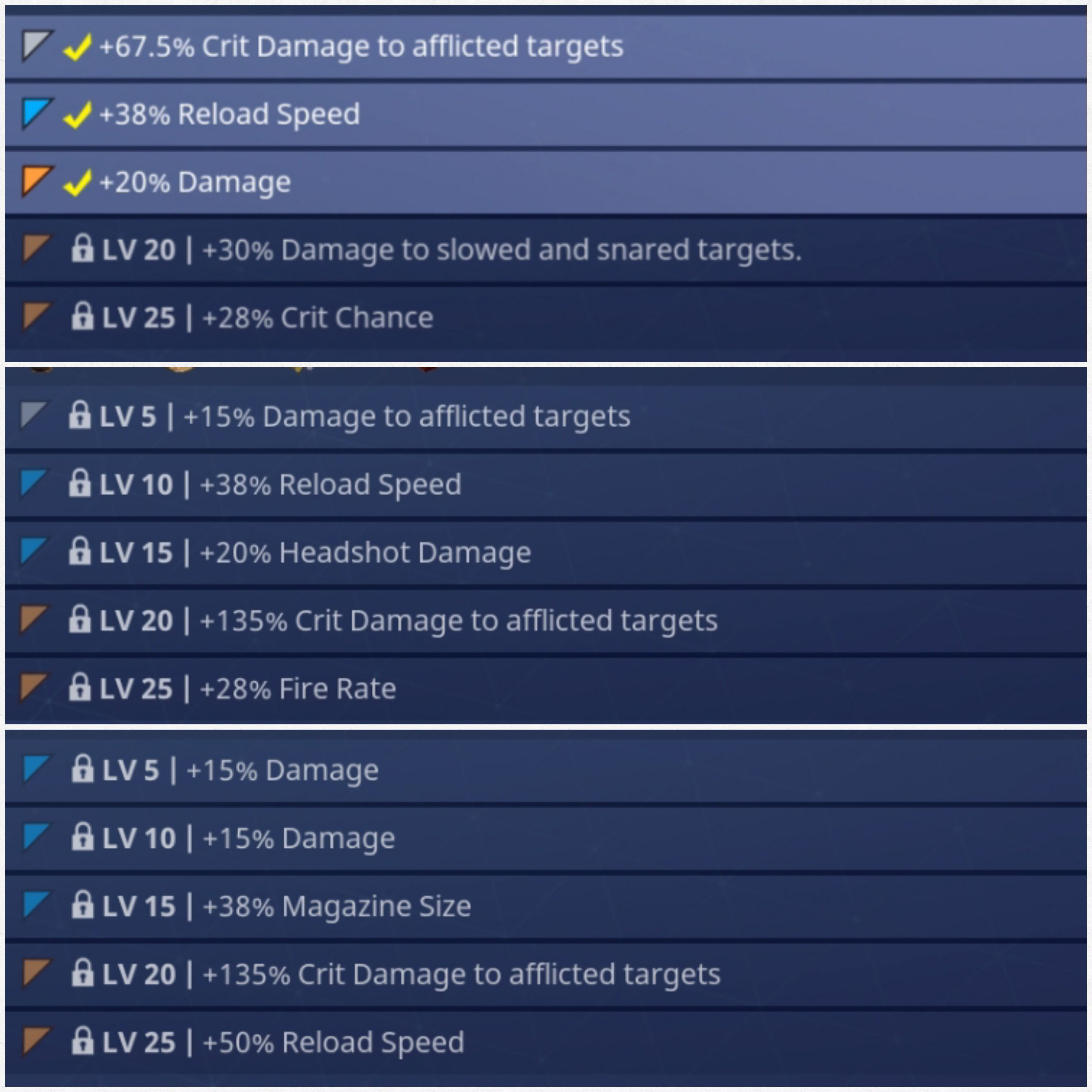 Whitesushi Spreadsheet Within Can't Decide Which Dragon's Roar To Level Up : Fortnite