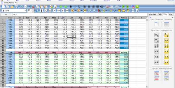 Windows Spreadsheet App Intended For Free Spreadsheet Download For Windows As Inventory Spreadsheet