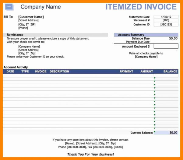 Word Spreadsheet Template Inside Medical Bill Template Records Store Word Spreadsheet Templates