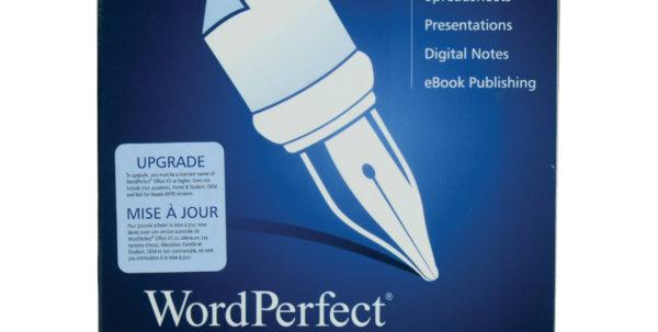 Wordperfect Spreadsheet For Corel Wordperfect Office X7 Standard Edition Wpox7Stdenmbug Bh