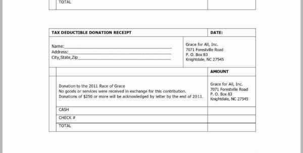 Wordperfect Spreadsheet Intended For Tax Deductible Donation Letter Admirably Donation Receipt Letter