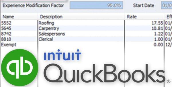 Workers Compensation Excel Spreadsheet Throughout Learn How To Track Workers' Compensation In Quickbooks