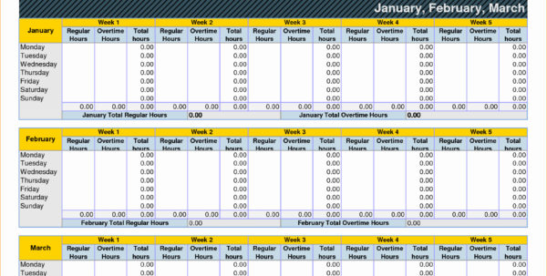Workers Compensation Excel Spreadsheet With Regard To Monthly Timesheet Template Excel Fresh Bi Weekly Timesheet Template