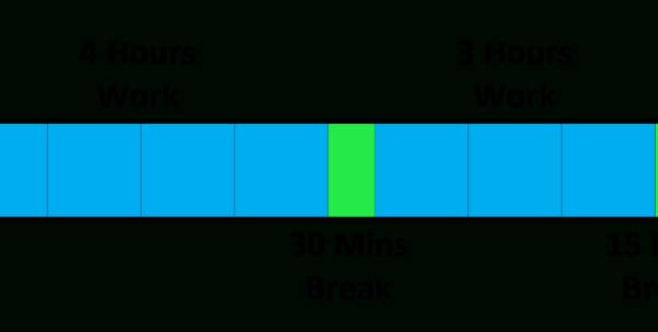 Working Time Directive Drivers Hours Spreadsheet Intended For Working Time Directive  Driver Hours