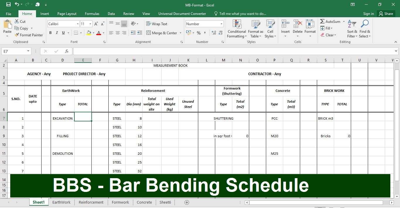 Working With Excel Spreadsheets Intended For How To Make Bbs In Excel Sheet Download Sample File Of Bbs